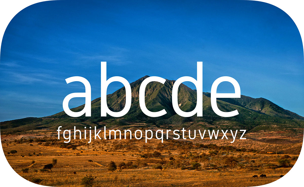 Typeface font free open source