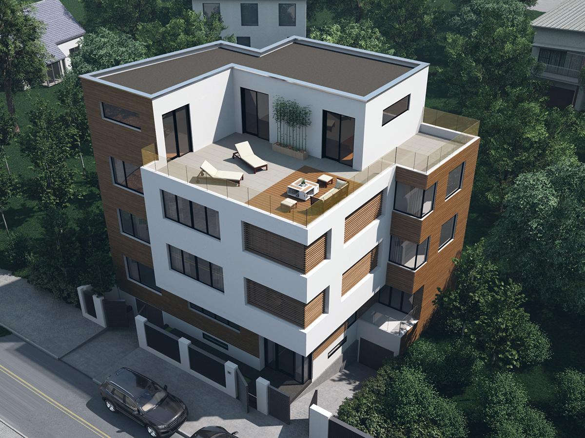 art exterior design 3D 3d render 3D model 3D Rendering light 3D Modelling