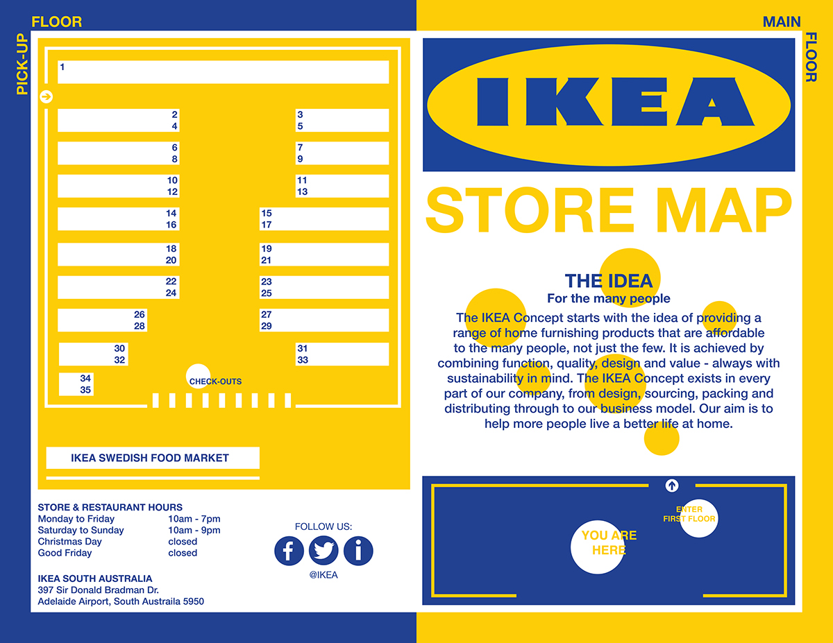 IKEA Map on Behance Ikea Us Locations Map on starbucks locations us map, sam's club locations us map, mcdonalds locations us map, gamestop locations us map, walmart locations us map,
