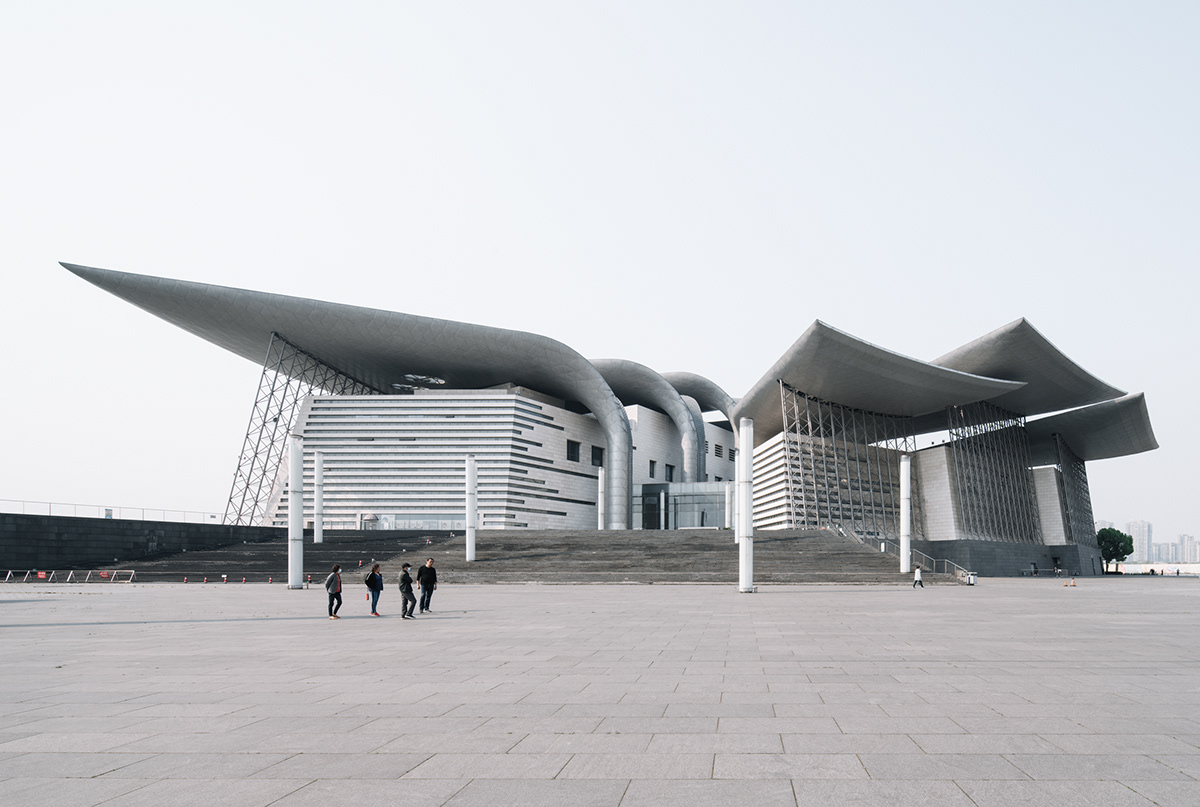 china PES-Architects Theatre wen studio wuxi architectual photography architecture 建筑 建筑摄影 摄影