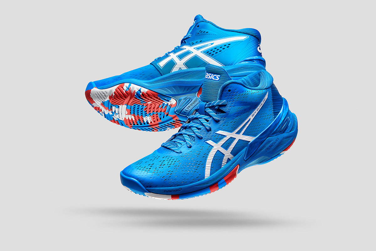 ASICS Global Volleyball Campaign 2020 on Behance