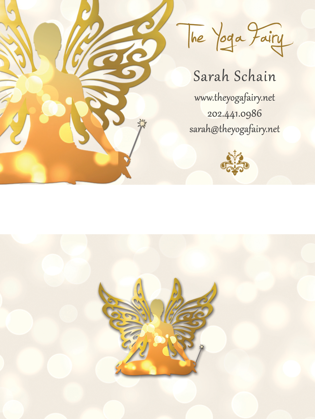 Website Design,Logo Design,Yoga,the yoga fairy