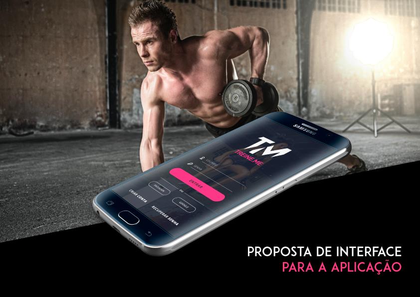 mobile design Ideia UI ux app