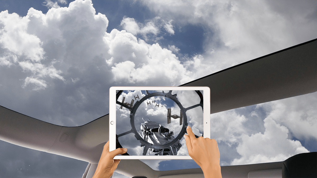 apple apple glass AR augmented reality ea Factual Fiction glass star wars Virtual reality vr