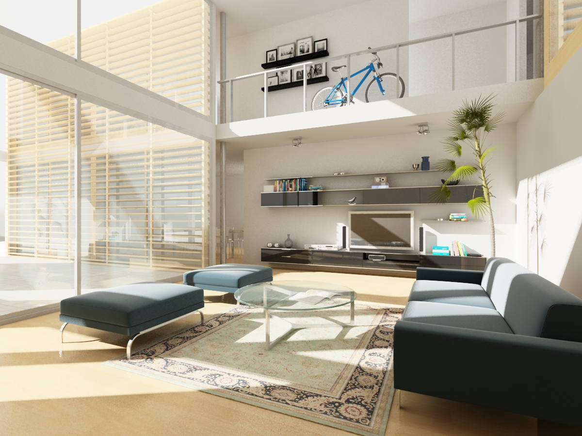 arquitecture rendering 3ds max vray