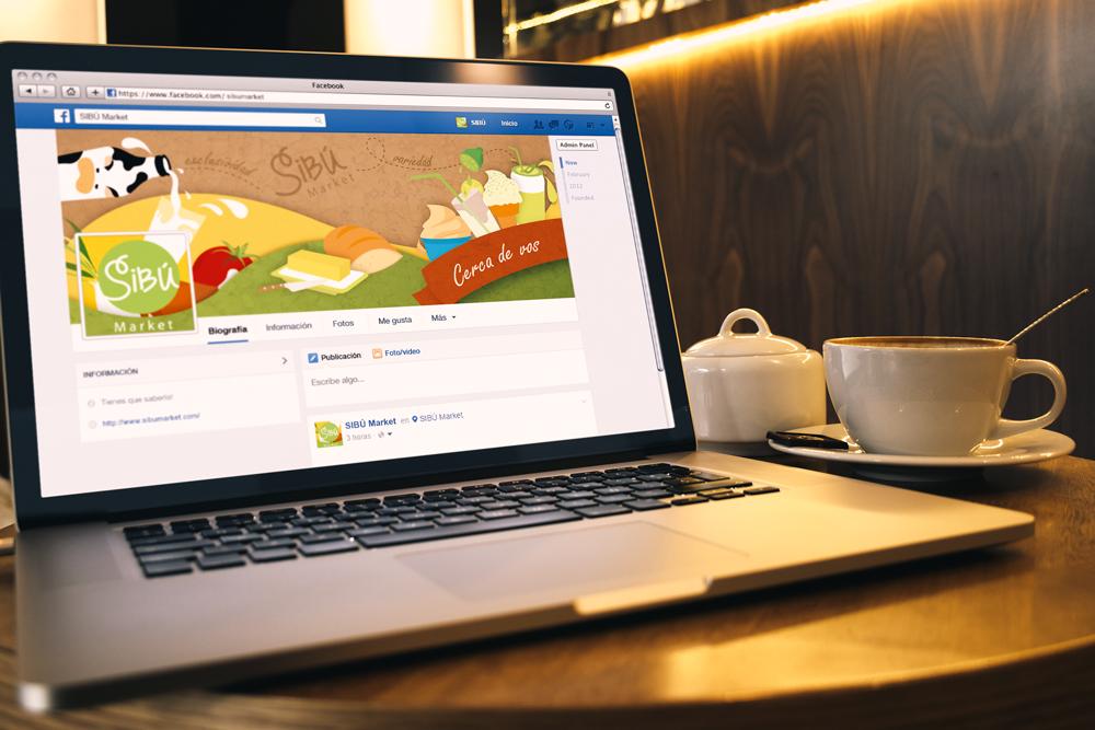 perfil y portada Diseño de interfaces diseño redes sociales post publicidad digital