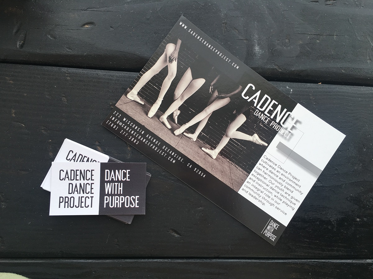 Cadence Dance Project on Behance