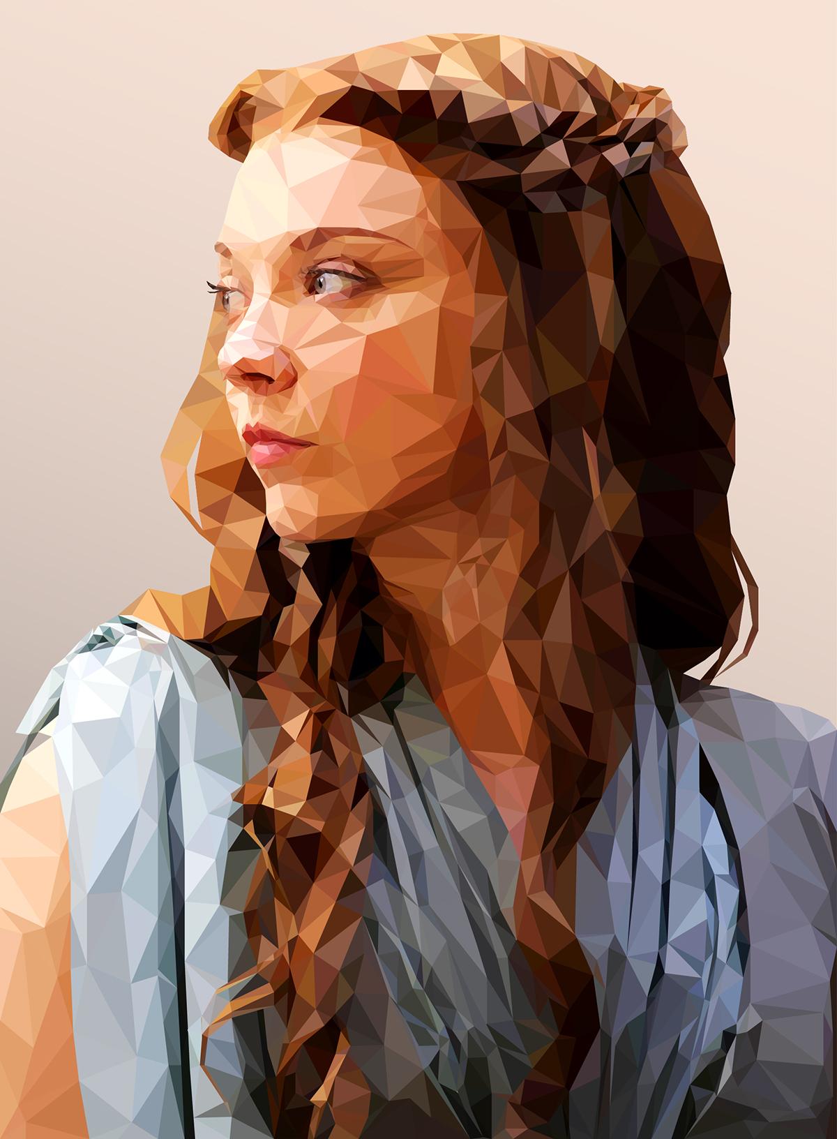 Цифровой портрет по фото как сделать самому