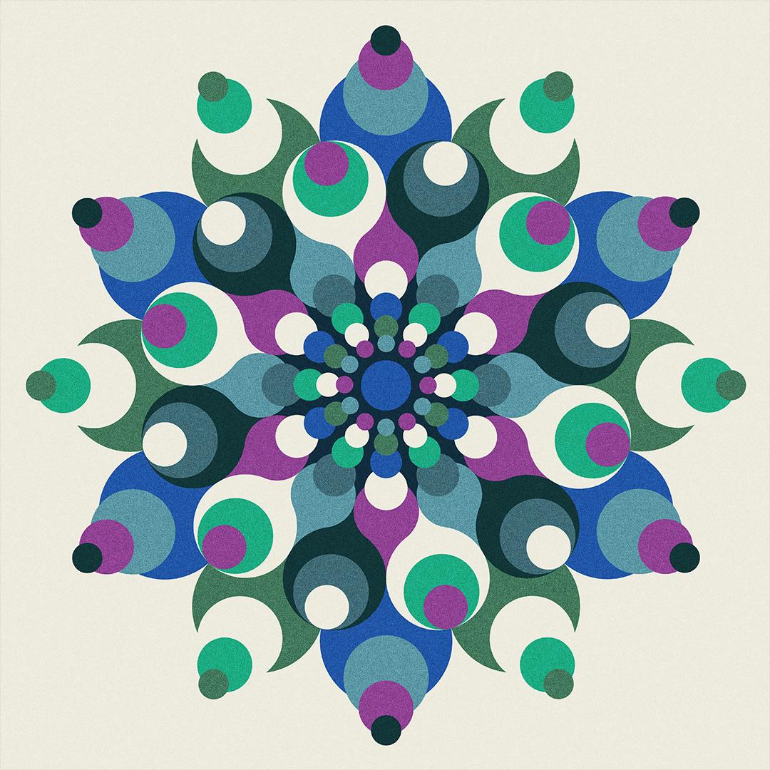 Image may contain: abstract and drawing