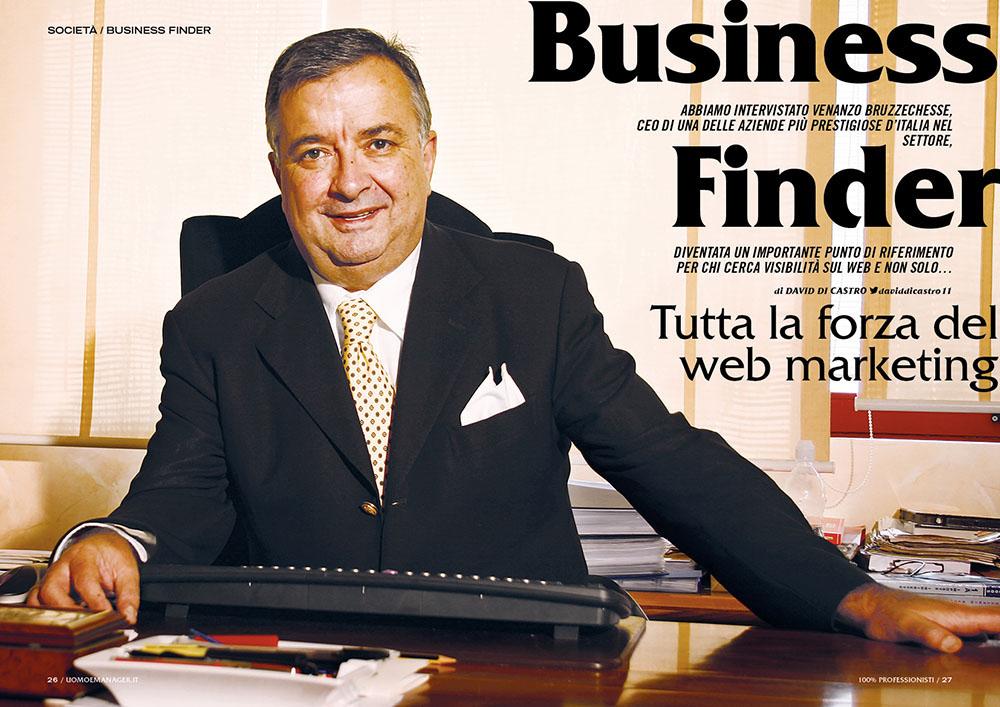 Uomo&Manager,grafica editoriale,Francesco Mazzenga,illustrazione