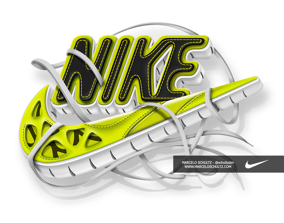 The Creator of the Nike Swoosh Logo was Originally Paid