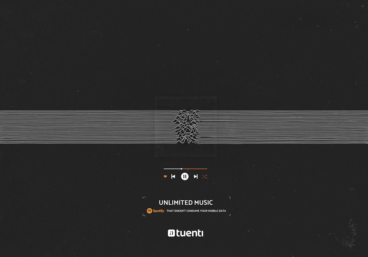 digital music musica spotify tuenti