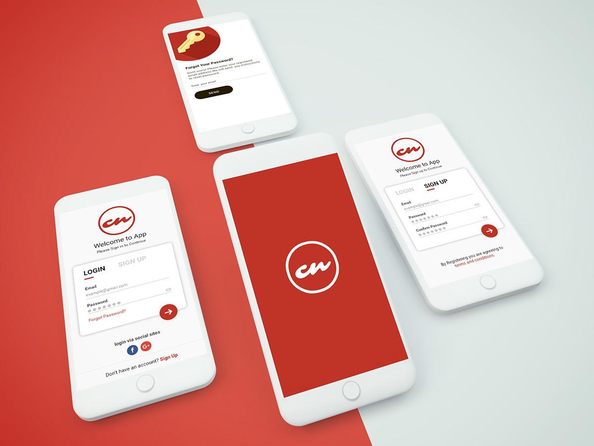 App Design XD Download on Wacom Gallery