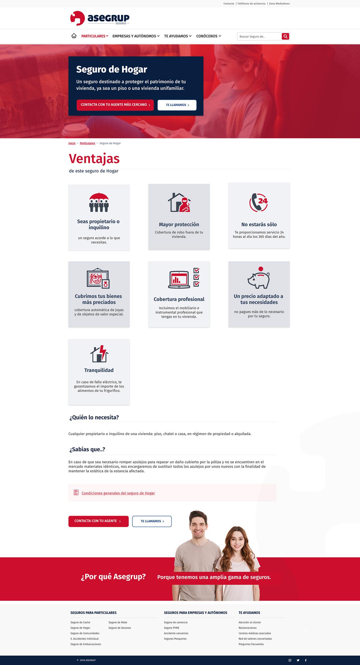 prototype ux/ui Website
