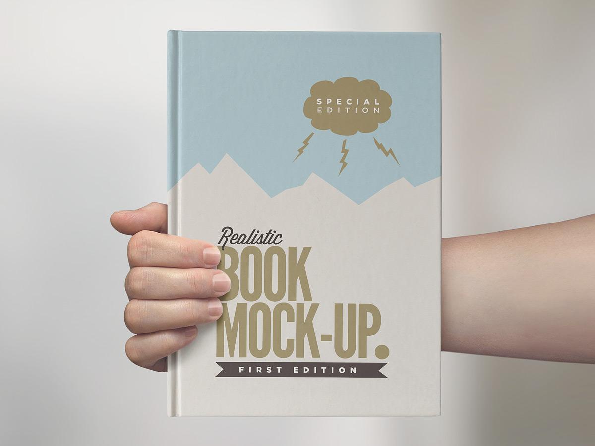 Book Mockup Set On Behance