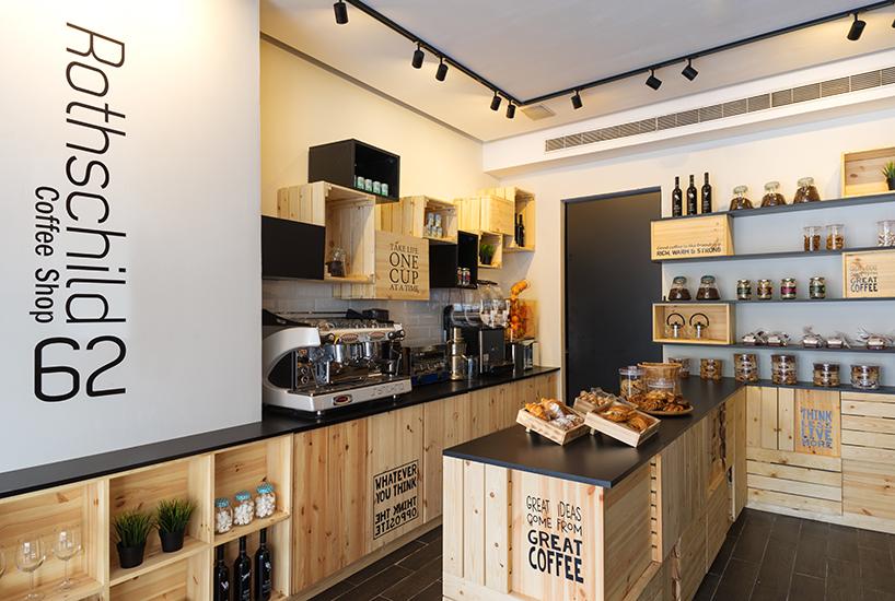 contanier Jaffa Apartment private house kitchen