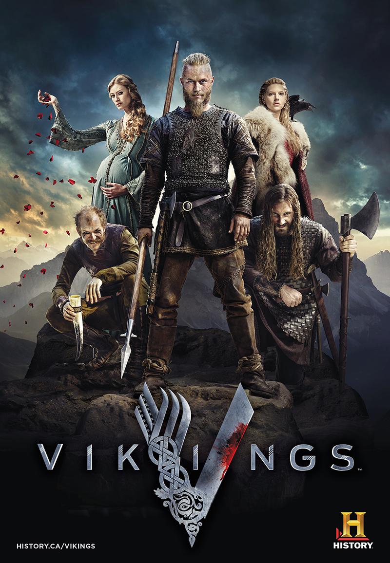 Resultado de imagen de vikings poster