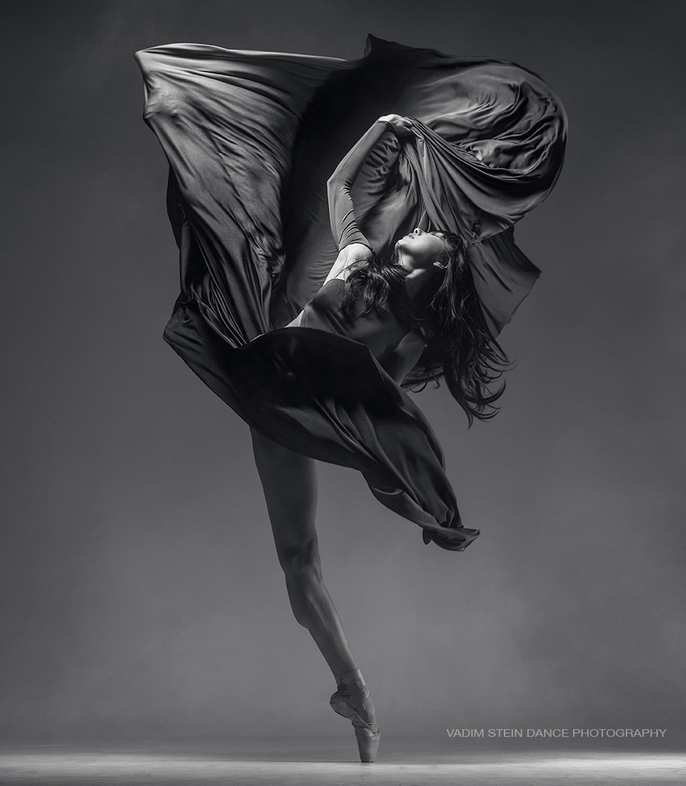 Incredible Dancer Capture by Vadim Stein.