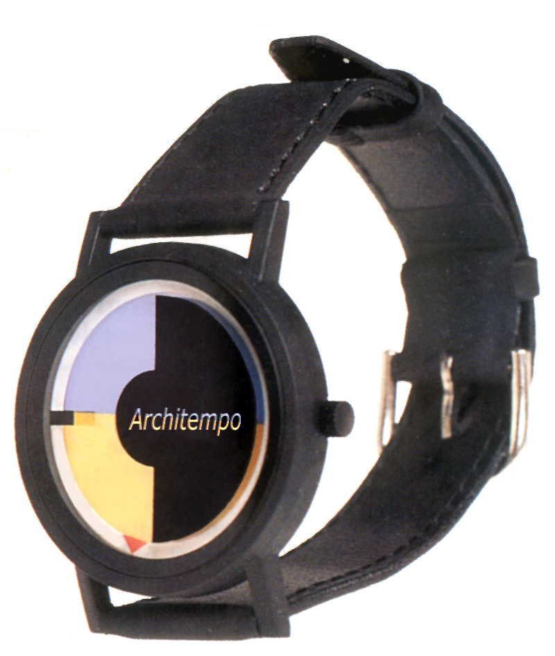 gianni sarcone,hological watch,architempo