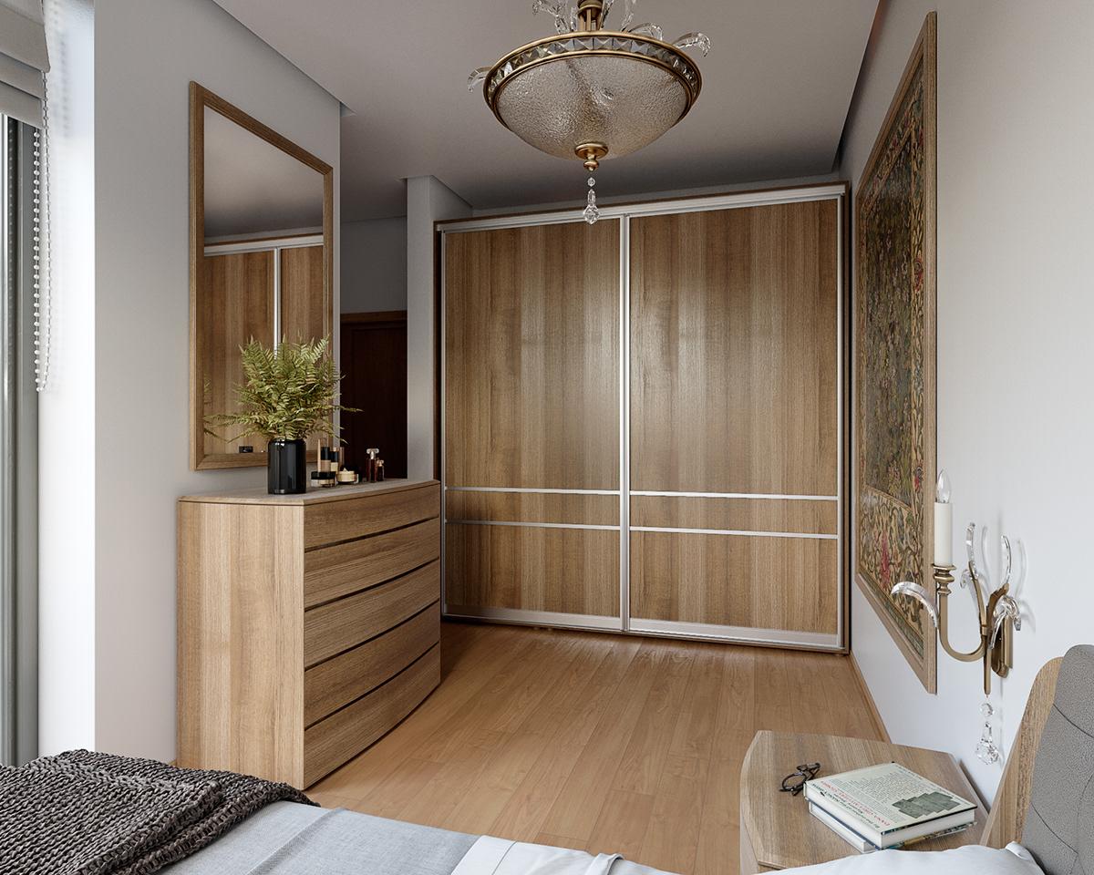 Apartment in Riga on Behance