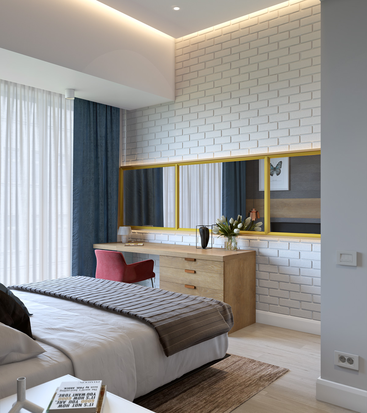 Luxary Apartments: Luxury Apartment On Behance