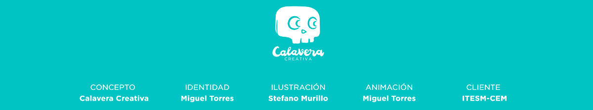 animation  Character design  tec de monterrey mexico festival motion graphics  Fun cartoon Ident design