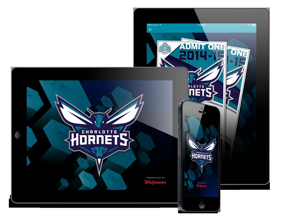 Adobe Portfolio charlotte hornets Charlotte hornets NBA basketball sports 3D hexagon app design Wallpapers texture pattern