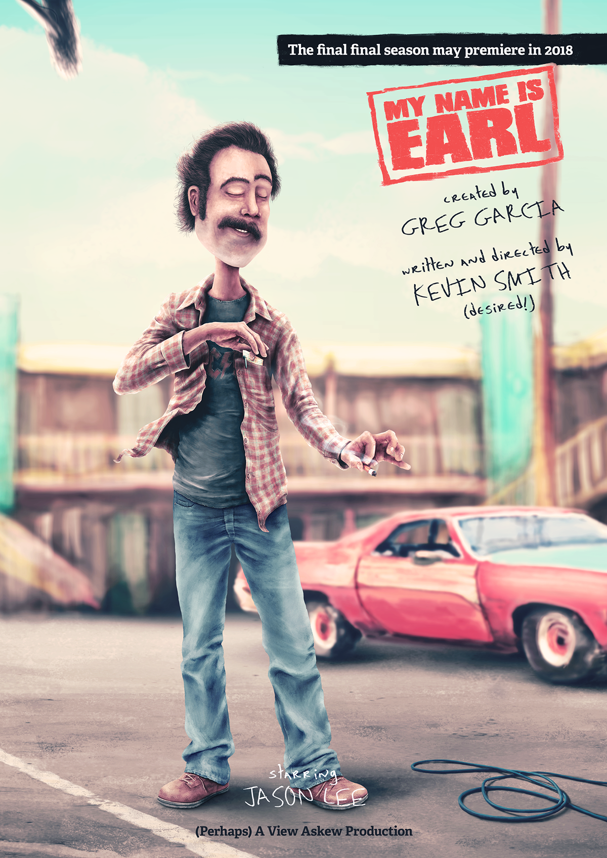 my name is earl kinox