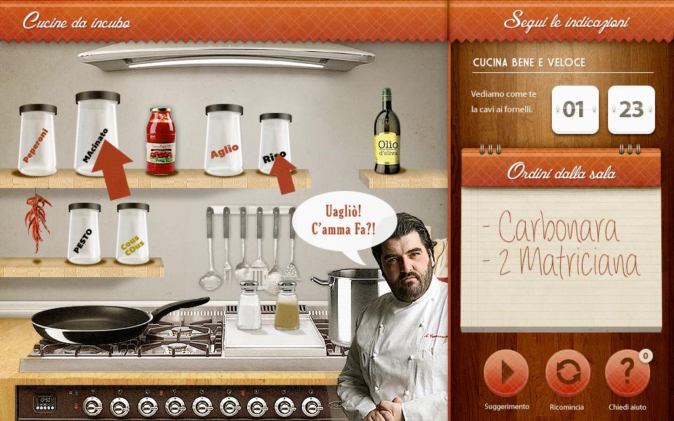 Chef Jockey Hell S Kitchen