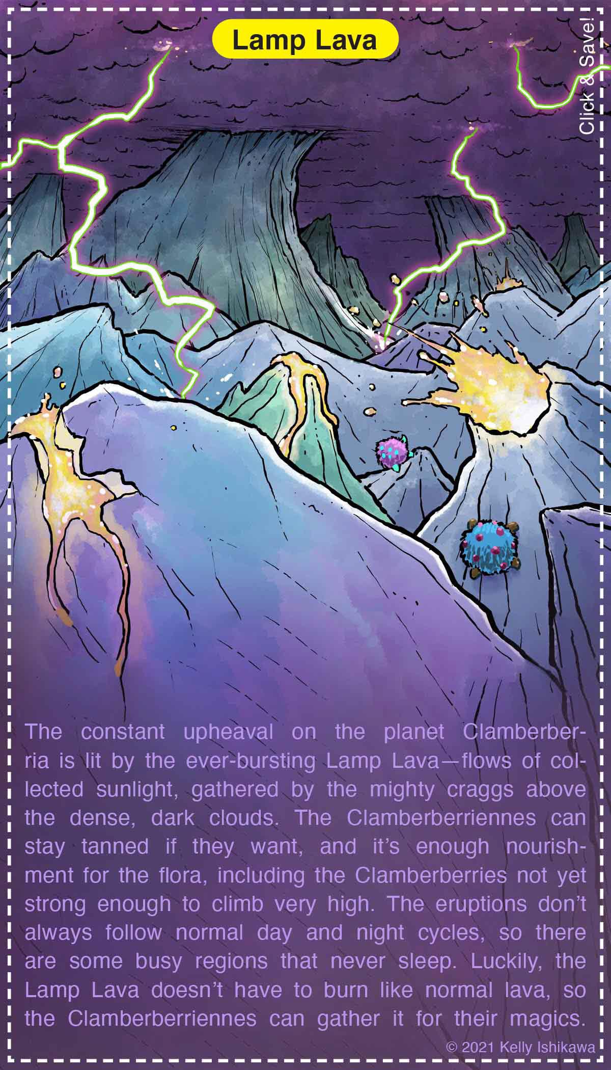 magic lava magic volcano