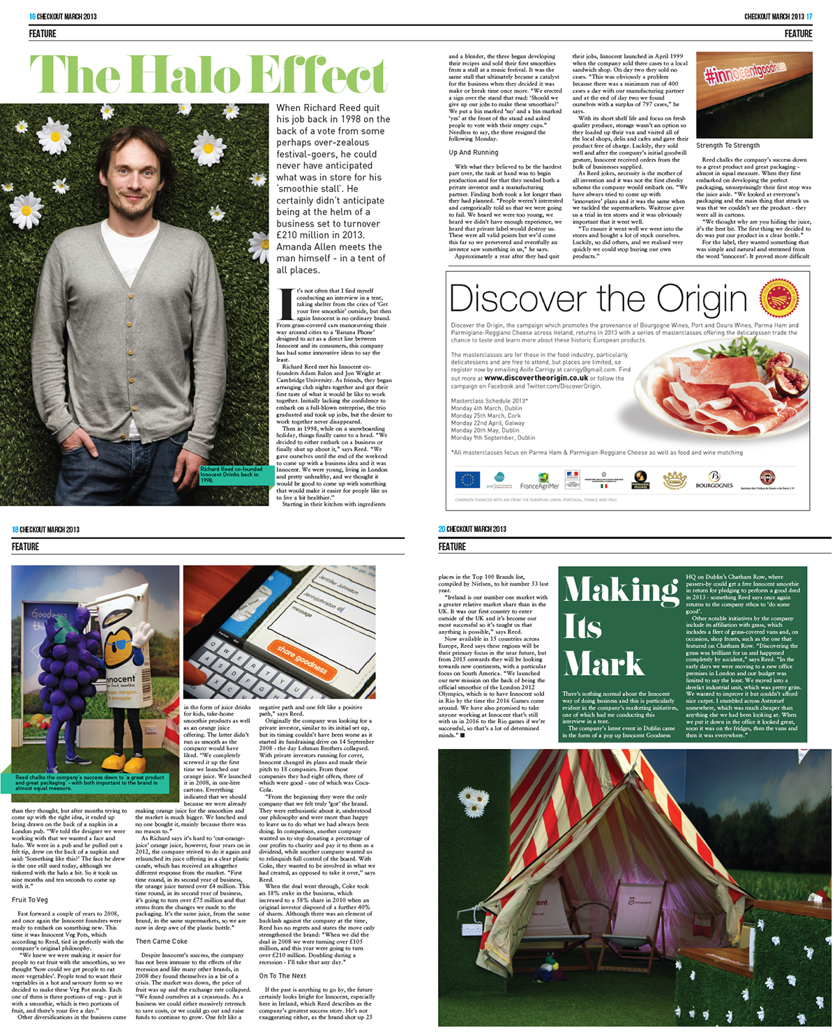 feature article,Editing ,interview
