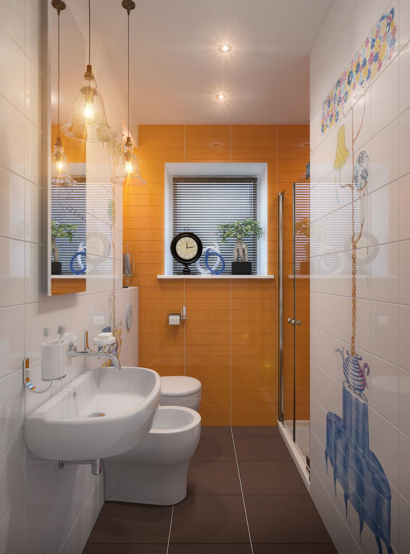Bathrooms On Behance