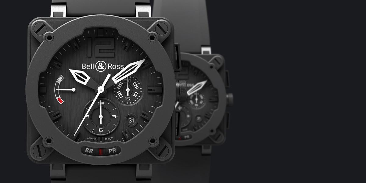 Watches design horlogerie BELL&ROSS