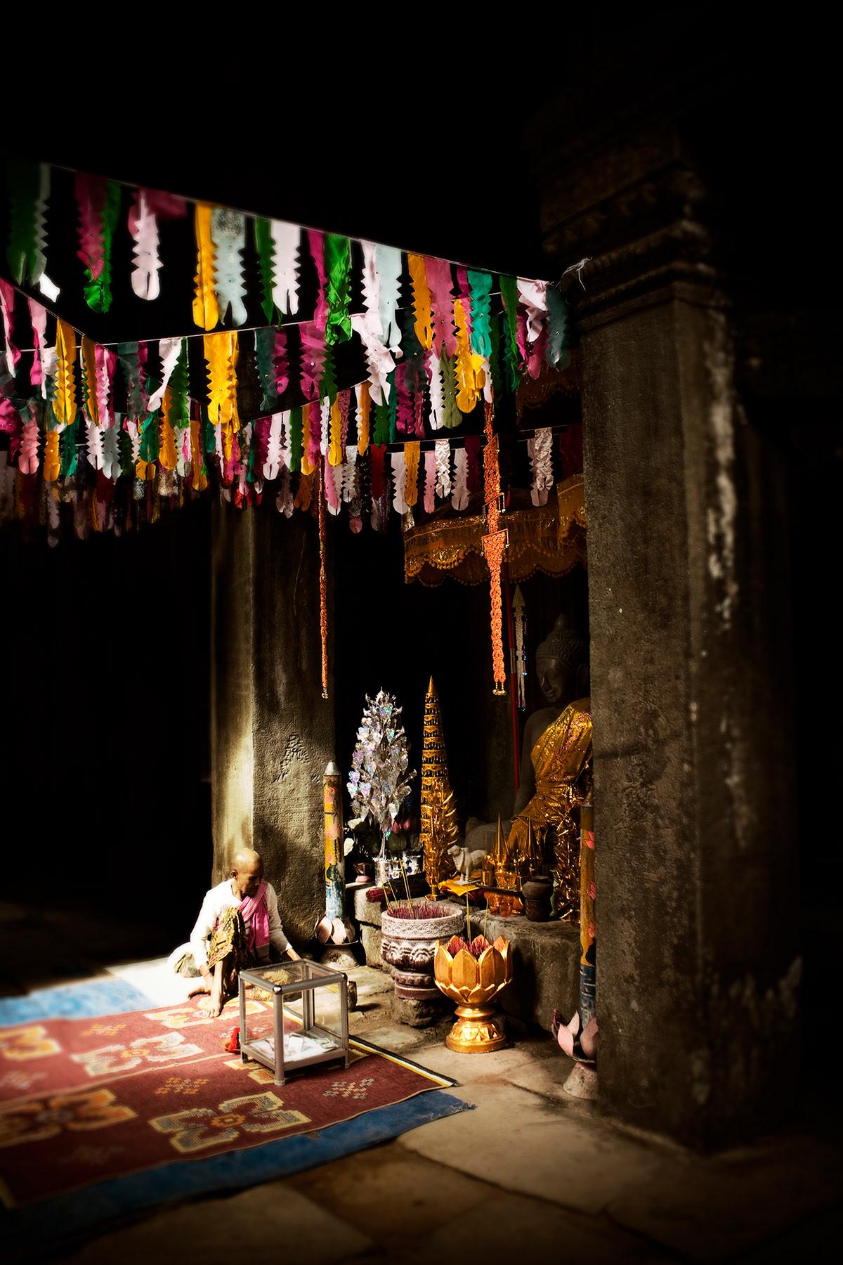 Adobe Portfolio asia banteay kde Bayon Cambodia East Asia east mebon siam reap temples