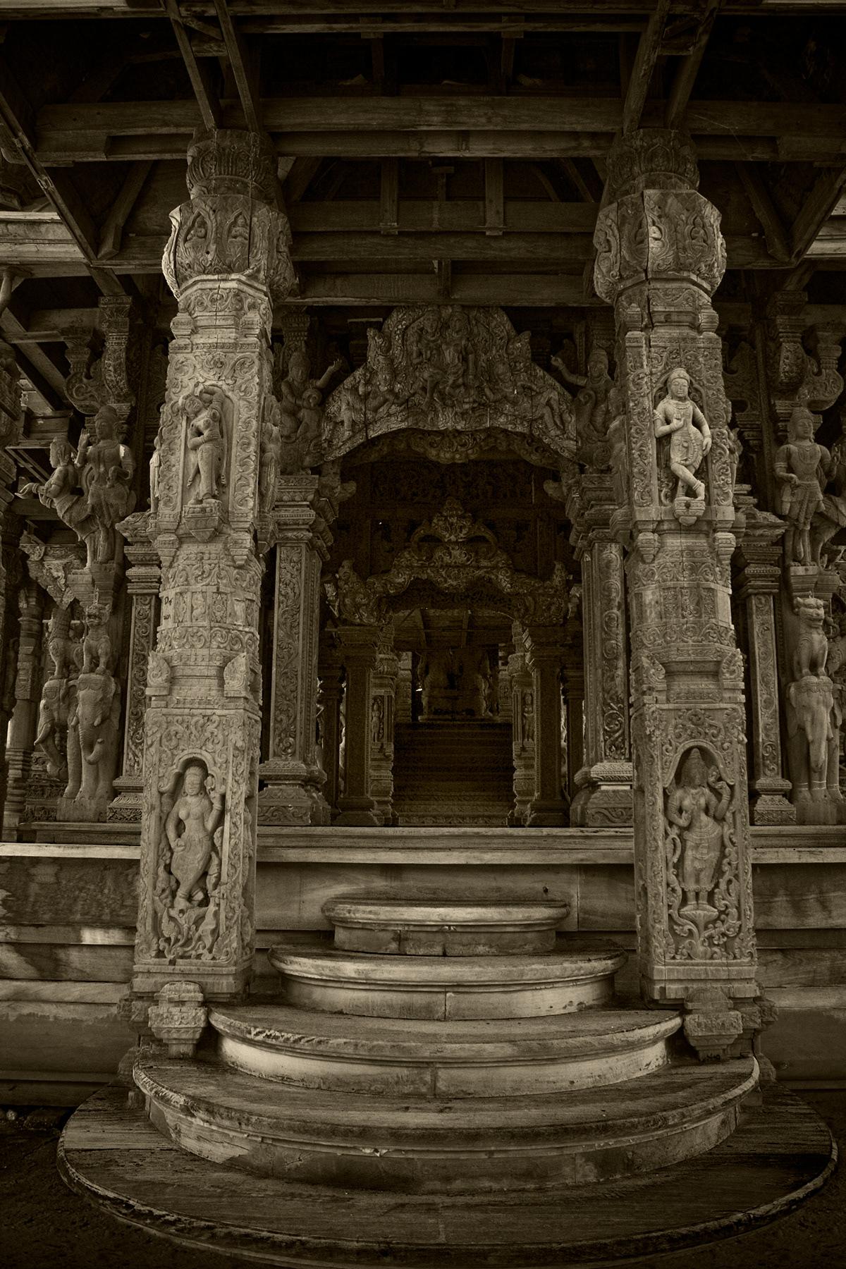 Adobe Portfolio architecture buddhism Photography  temple Thailand travel photography