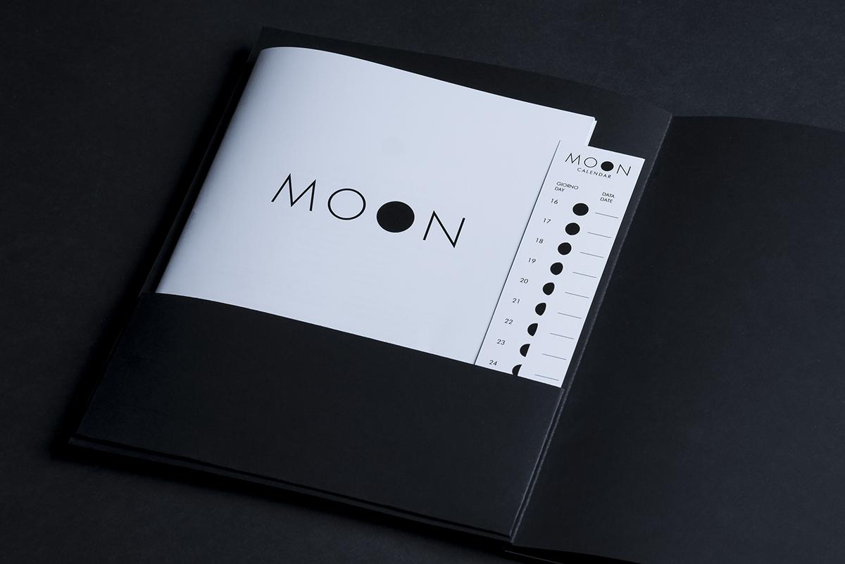 moon book paper Paperbook black nasa esa artbook Apollo apollo 11