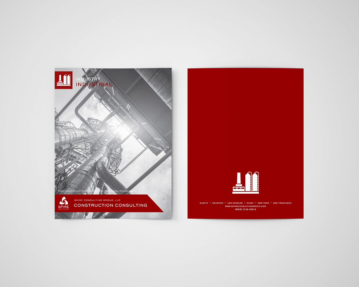 Proposal Templates Designed For Consulting Firm On Behance
