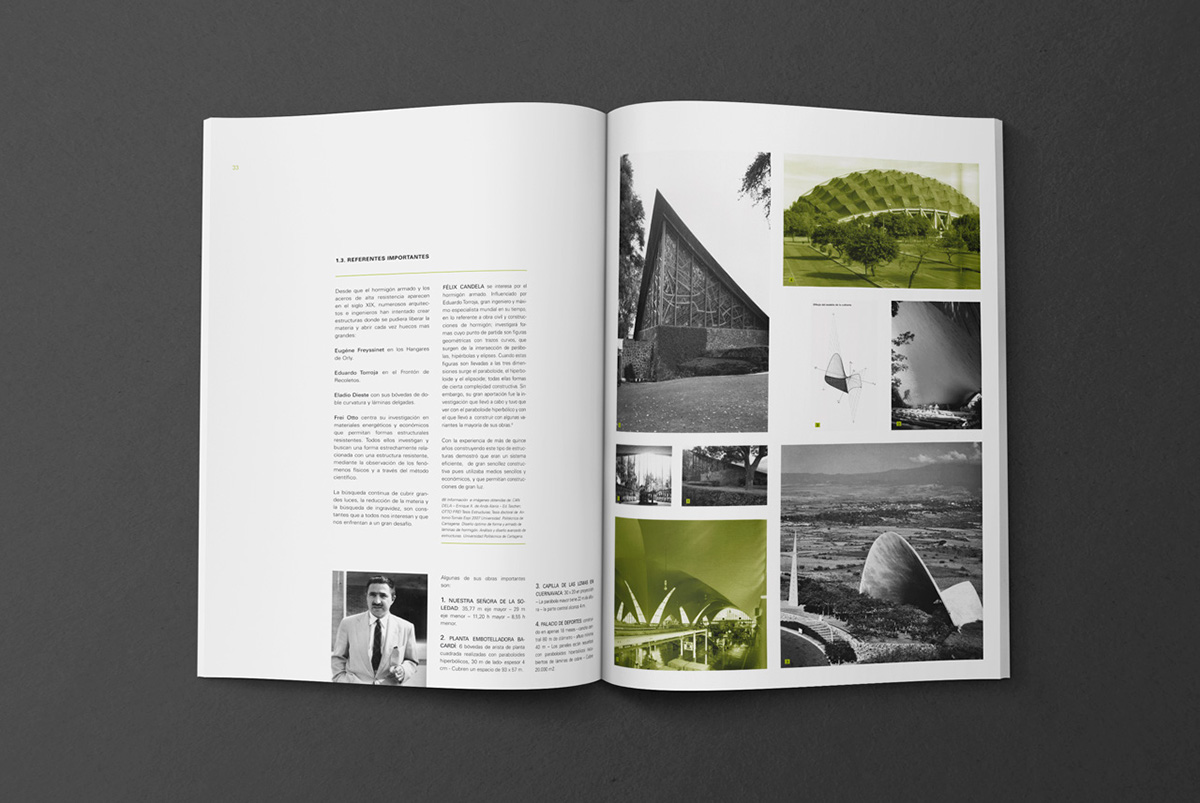 Architecture dissertation book