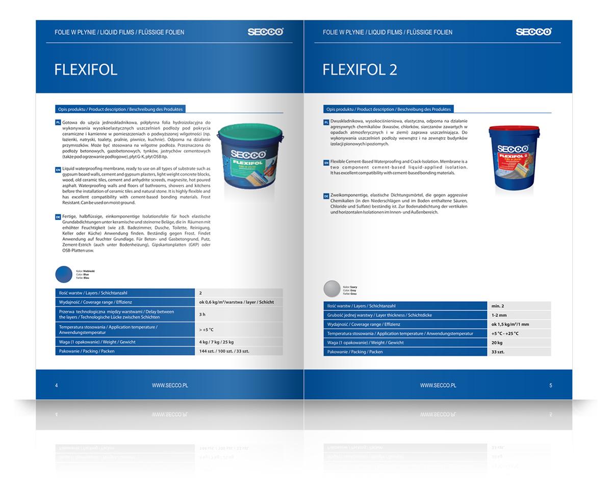 katalog identyfikacja wizualna marka