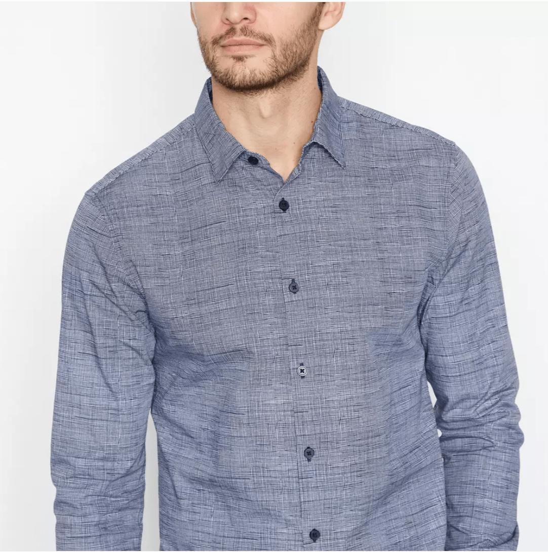 Image may contain: man, person and shirt