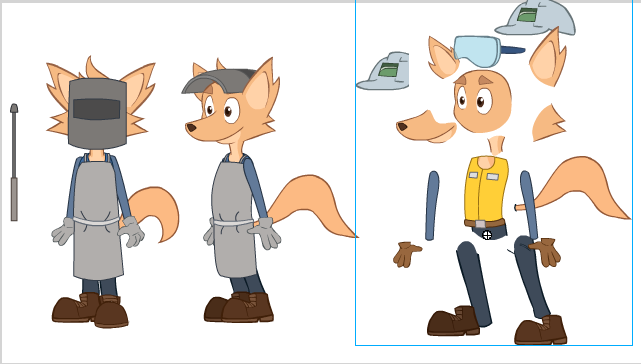 Character Design Vs Animation : Flash animation character design pixshark