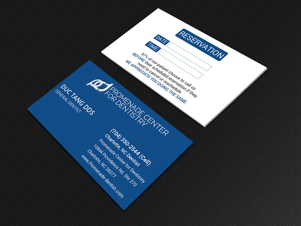 Professional business card on pantone canvas gallery professional business card reheart Choice Image