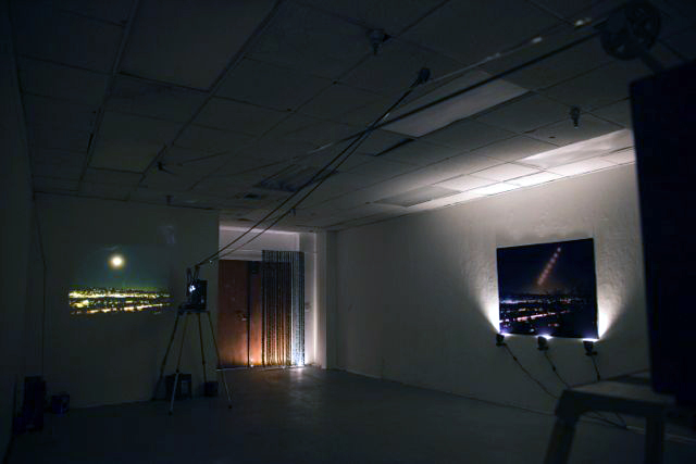 Adobe Portfolio Photography  Film   16mm 16mm film 4x5 analog installation Installation Art Eve LaFountain Jon Almaraz