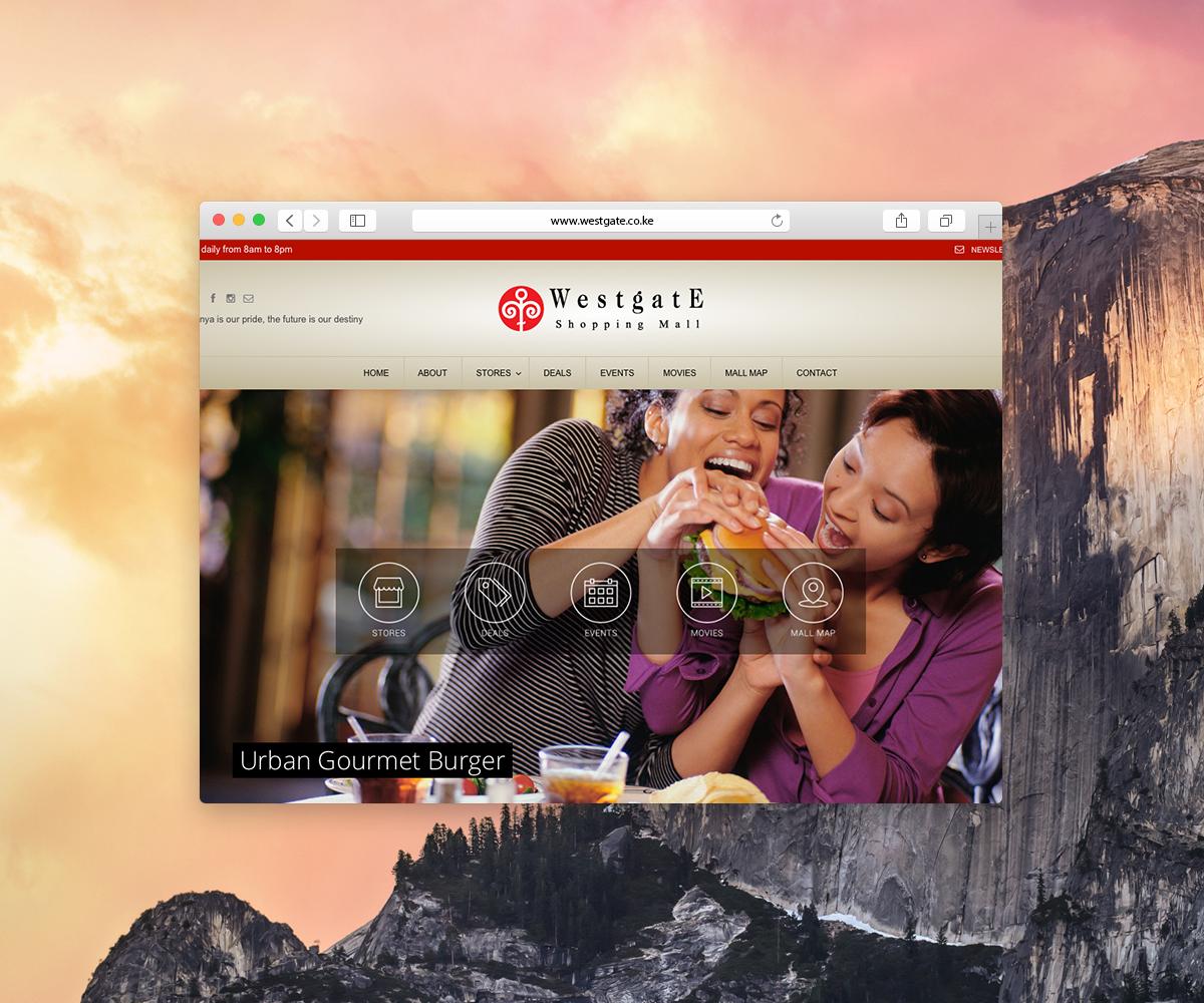 Westgate Website