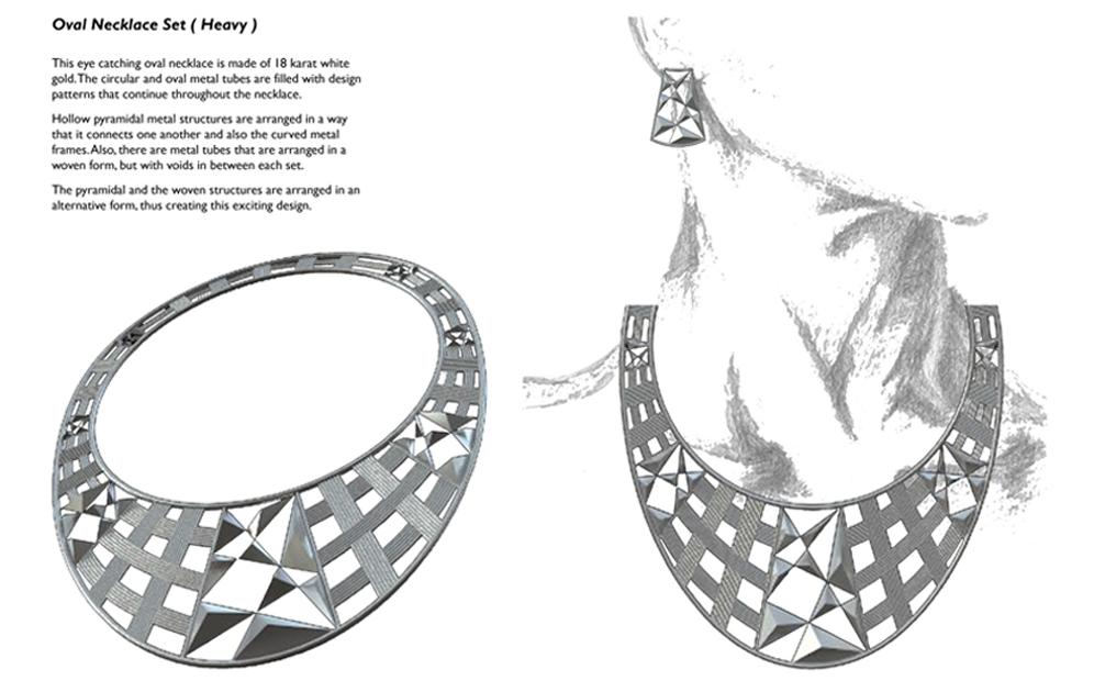 College Jewelry Portfolio 2014 on Behance