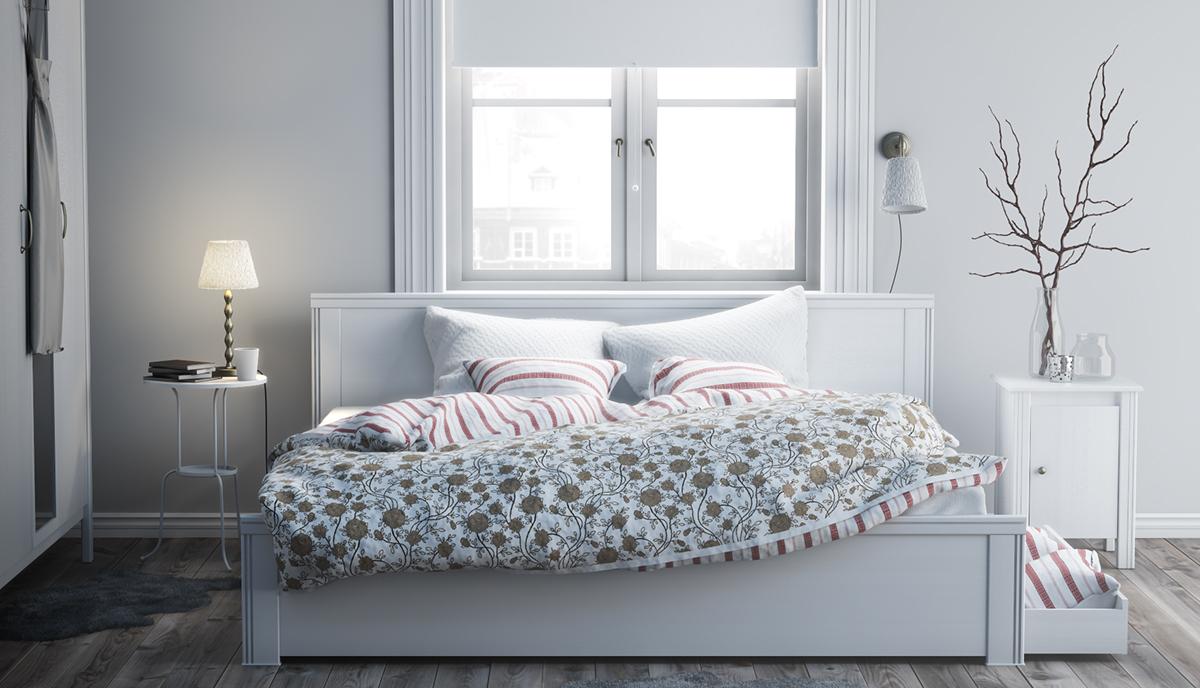 Interior Visualization bedroom 3D Visualization photoreslistic visualization