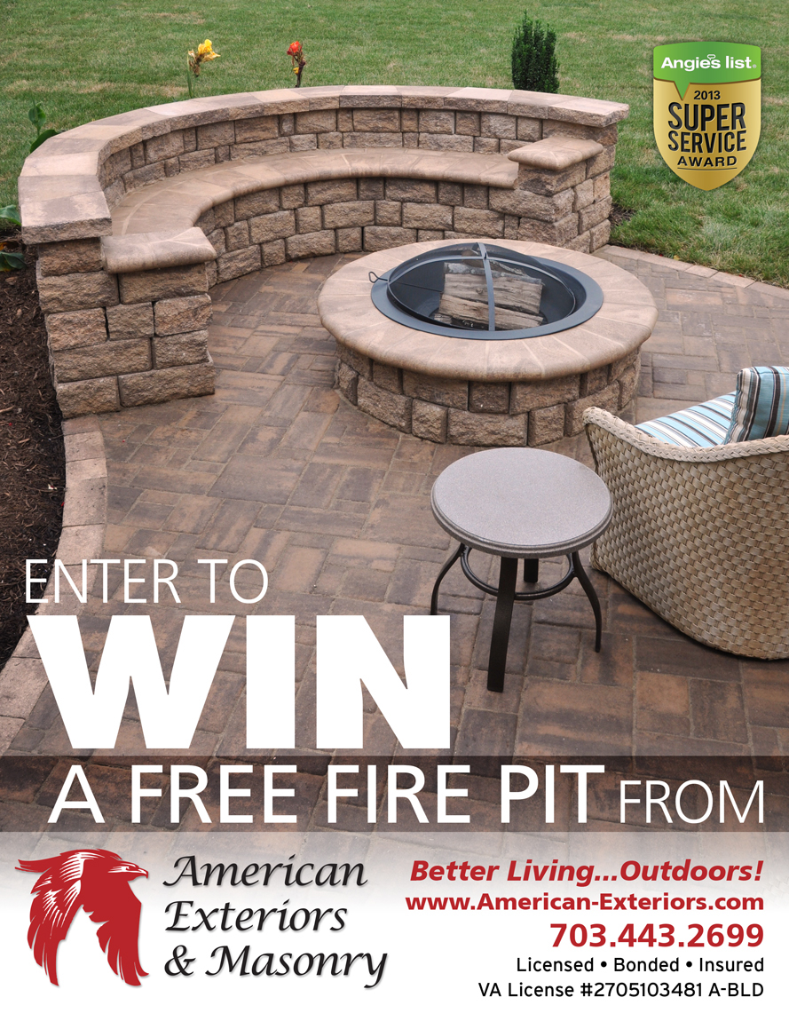 Fire Pit Giveaway - Panel Insert on Behance