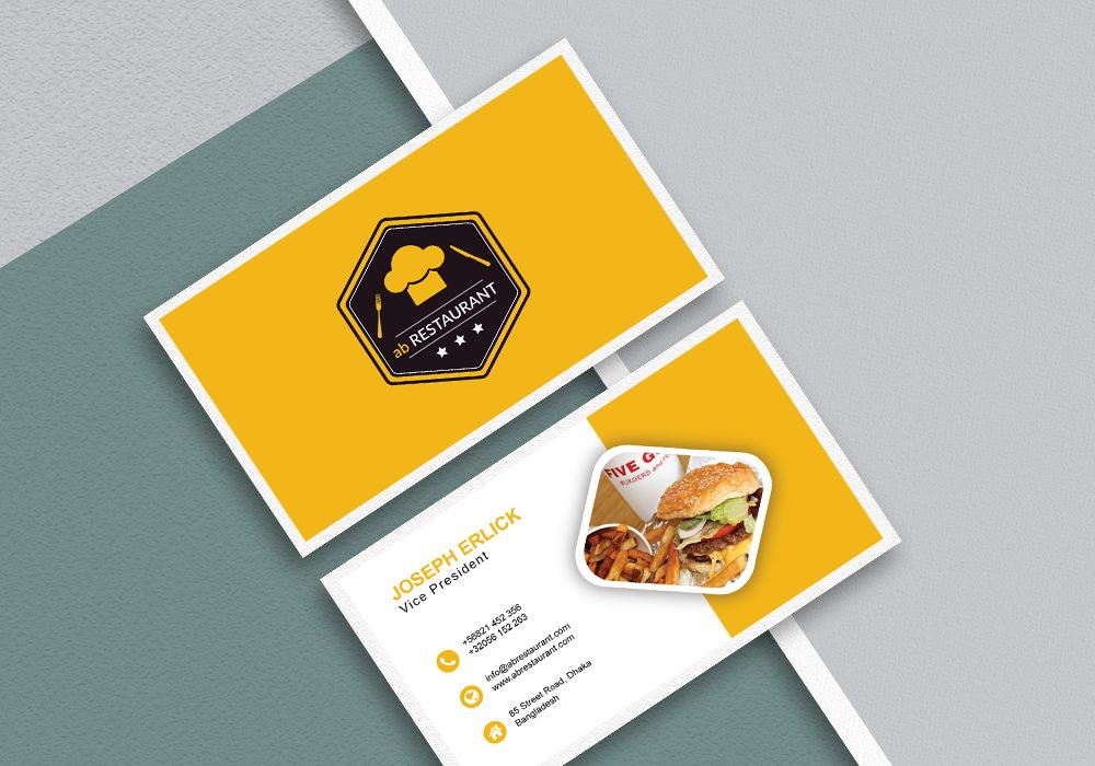 Business Card Design on Behance