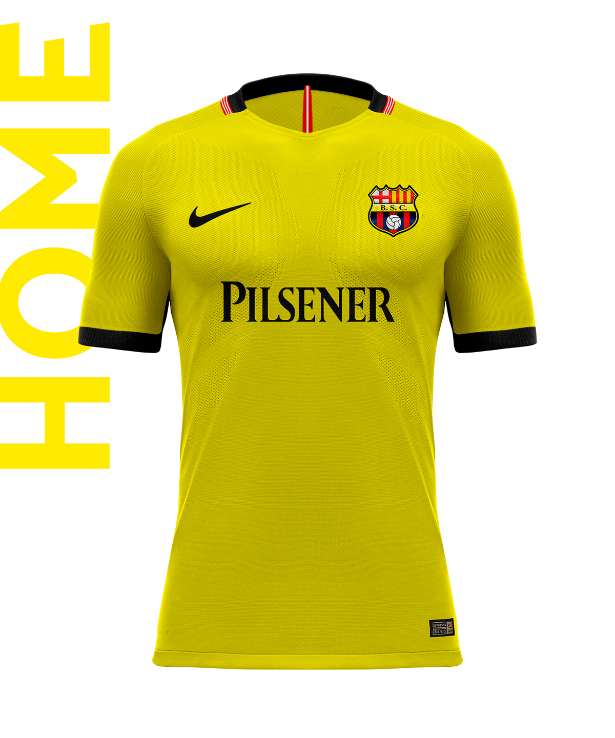 finest selection 8bfbf 9ab9c Barcelona SC (SHIRT CONCEPT) on Student Show