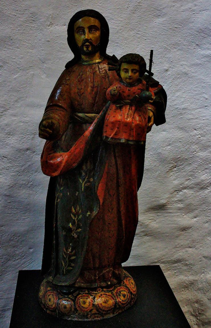 Reducciones Jesuíticas arte missioneira guaranies Alessandro Zir Luso-Brazilian Encounters San Ignacio Miní Maria la Mayor
